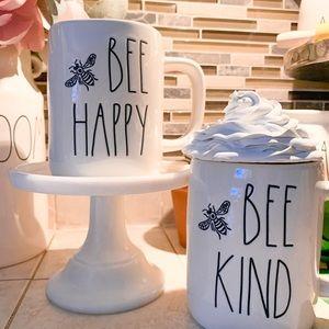 Rae Dunn Bee mugs